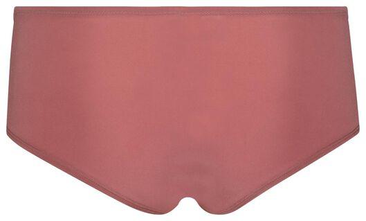 damesboxer kant roze roze - 1000018667 - HEMA