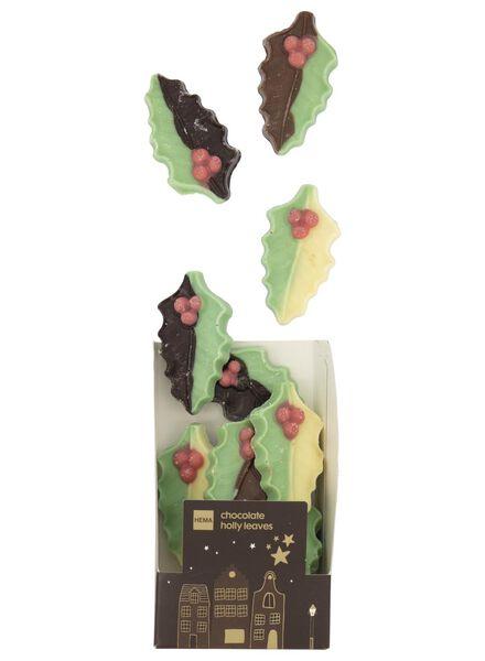 chocolade hulstblaadjes 175 gram - 10040361 - HEMA