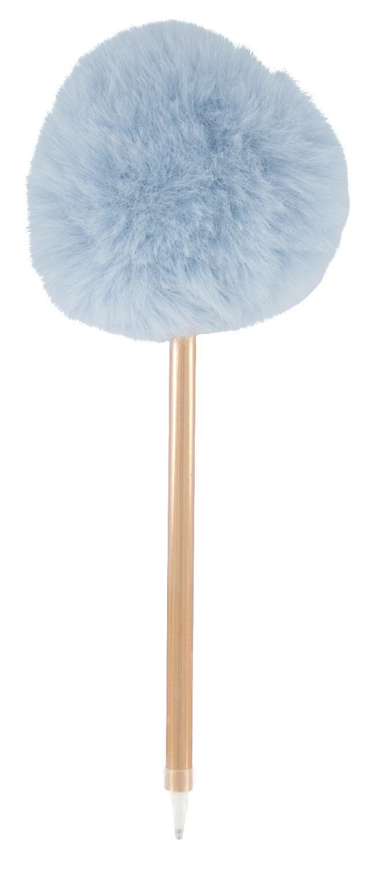 HEMA Balpen Met Blauwe Pompon