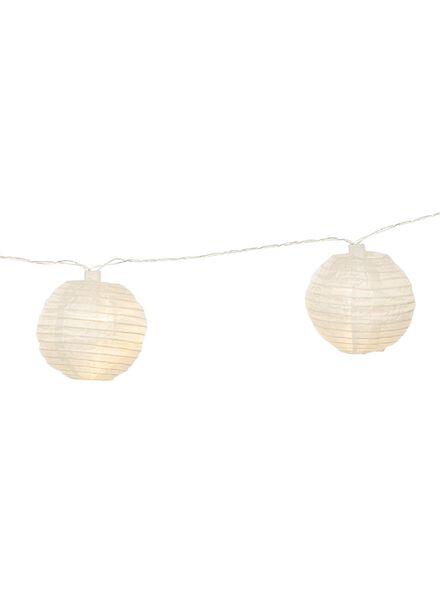 verlichtingssnoer lampionnen - 13100007 - HEMA