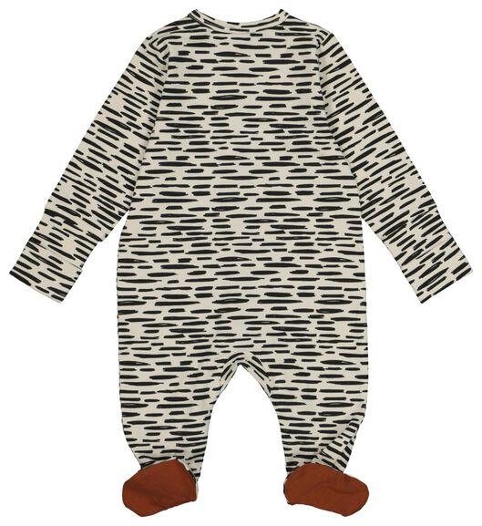 newborn jumpsuit wit 62 - 33425533 - HEMA