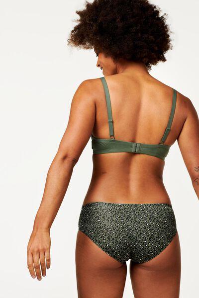 dameshipster second skin micro groen groen - 1000020724 - HEMA