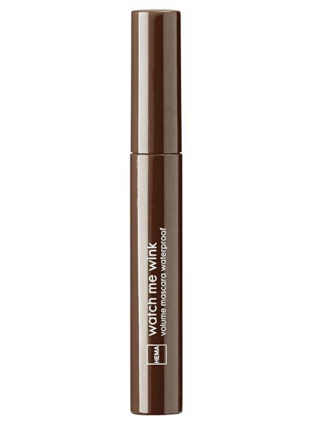 volume mascara waterproof - 11210070 - HEMA