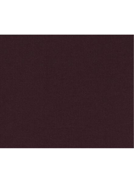 damesjurk wijnrood wijnrood - 1000008738 - HEMA