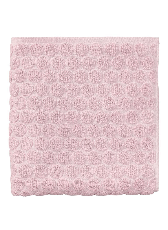 HEMA Handdoek – 70 X 140 Cm – Zware Kwaliteit – Roze Gestipt (rose)
