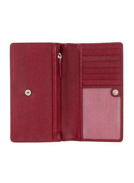 leren portemonnee - 18150156 - HEMA