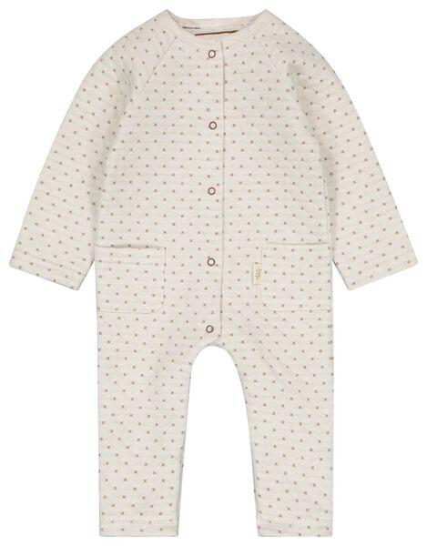newborn jumpsuit wit wit - 1000020626 - HEMA