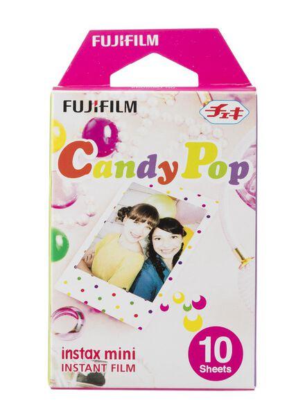 10-pak Fujifilm Instax candypop films - 60300396 - HEMA