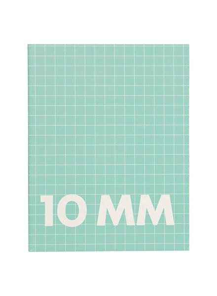schriften 16.5 x 21 cm - geruit 10 mm - 3 stuks - 14101600 - HEMA