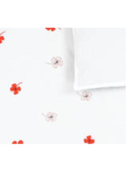 soft cotton dekbedovertrek 140 x 200 cm - 5700029 - HEMA