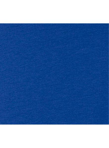 damesrok kobaltblauw kobaltblauw - 1000008618 - HEMA