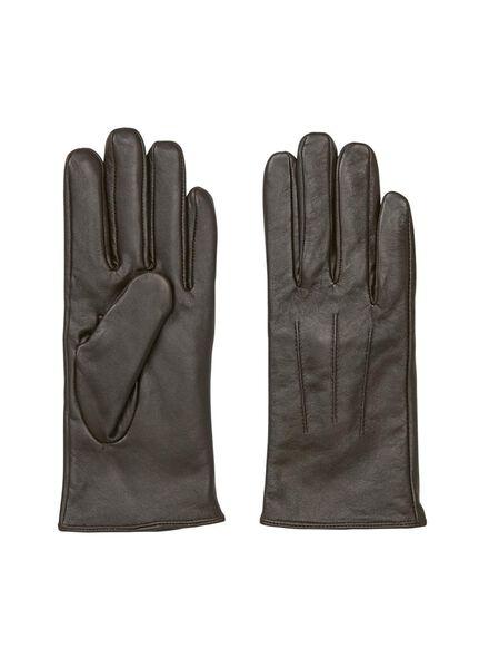 dameshandschoenen bruin bruin - 1000009307 - HEMA