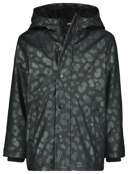 kinderjas zwart - 1000020120 - HEMA