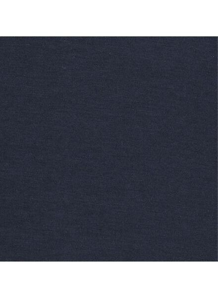 damesjurk donkerblauw donkerblauw - 1000014821 - HEMA