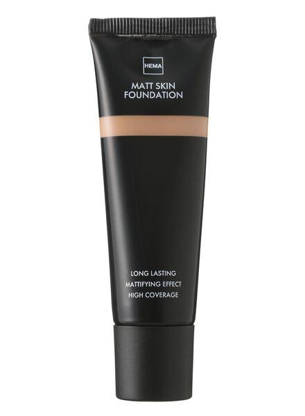 matt skin foundation Rose 04 - 11291104 - HEMA