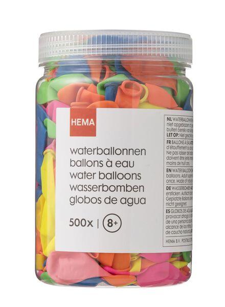 500-pak waterballonnen - 15860142 - HEMA