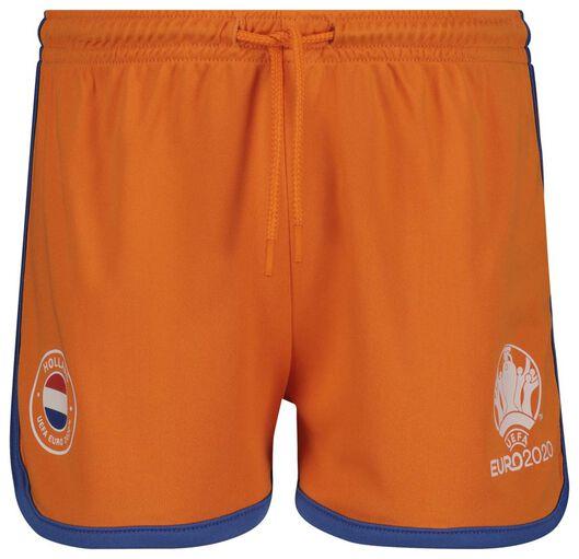 EK voetbal kindershort oranje oranje - 1000019542 - HEMA