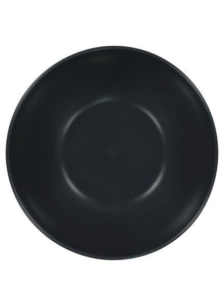 schaal - 26 cm - Amsterdam - mat grijs - 9602011 - HEMA