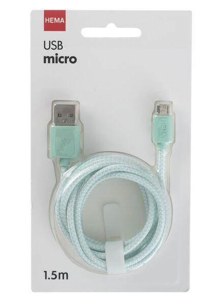 Micro-USB laadkabel - 39630052 - HEMA