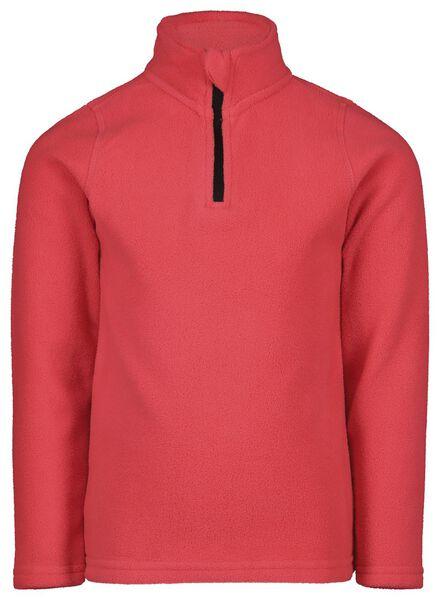 kinder skipully fleece felroze - 1000021614 - HEMA