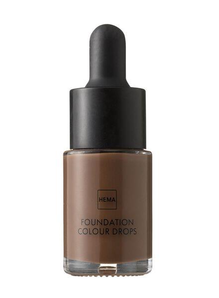 foundation kleurdruppels - 11290602 - HEMA