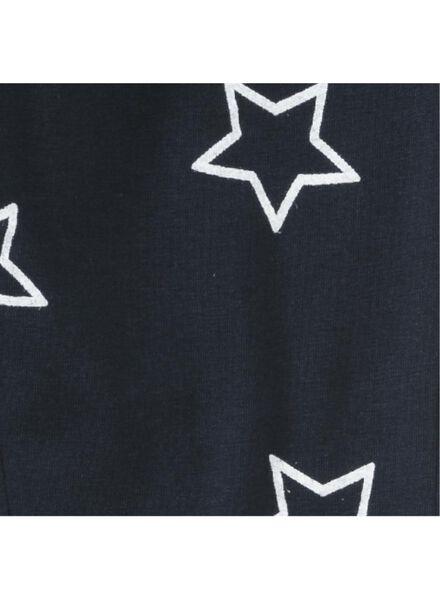 2-pak kinderleggings blauw blauw - 1000011066 - HEMA