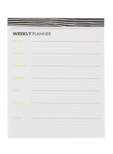 weekplanner - 14100611 - HEMA