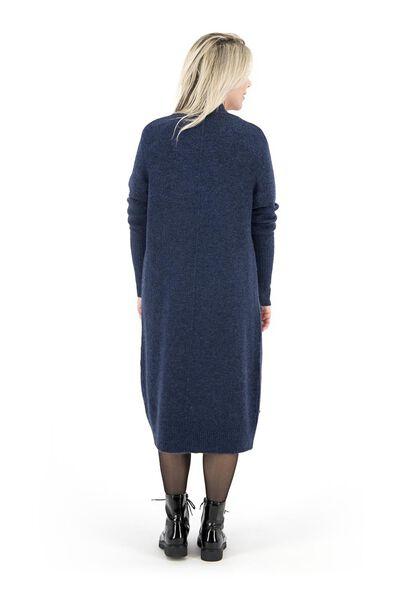 damesvest blauw blauw - 1000017986 - HEMA