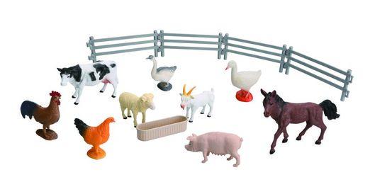 boerderijdieren set - 15100073 - HEMA