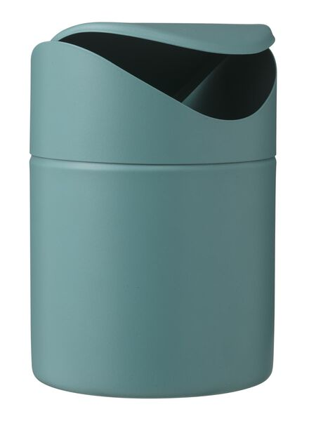 prullenbak 1 liter - 80300124 - HEMA