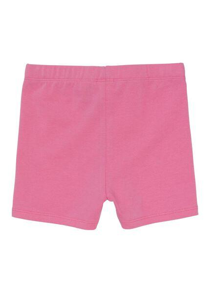 2-pak kinderleggings roze roze - 1000011576 - HEMA