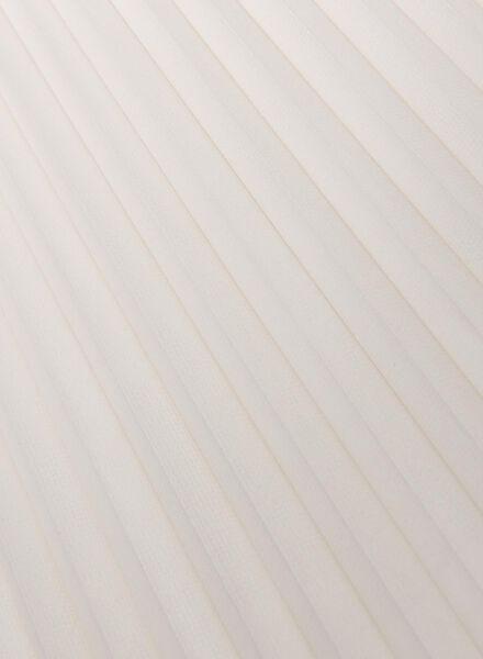 plissé dubbel lichtdoorlatend / witte achterzijde 32 mm - 7430055 - HEMA