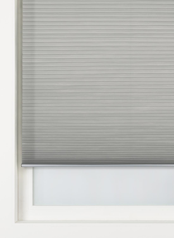 HEMA Plissé Dubbel Lichtdoorlatend / Witte Achterz