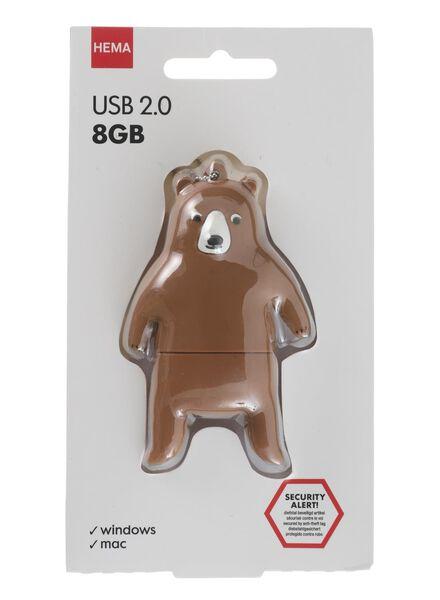 Dagaanbieding - USB-stick-8GB-beer dagelijkse koopjes