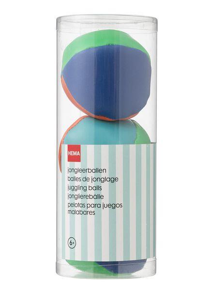 3-pak jongleerballen - 15800035 - HEMA