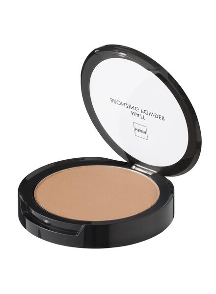 matt bronzing powder medium - 11294002 - HEMA