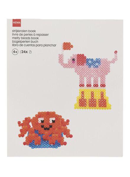 voorbeeldboek strijkkralen - 15920164 - HEMA