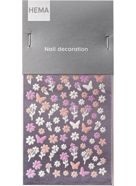 nagel stickers - 11249015 - HEMA