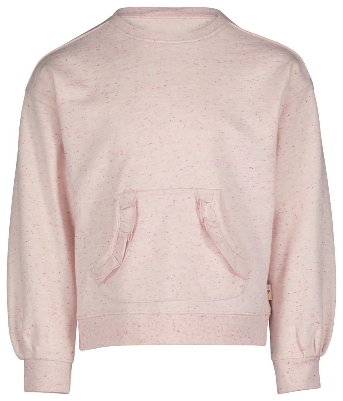 HEMA Kindersweater Koraal (koraal)