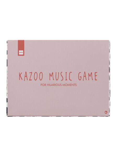 kazoo muziekspel - 60200403 - HEMA