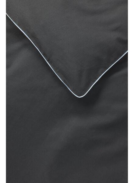 dekbedovertrek - 200 x 200 - linnen - grijs - 5710092 - HEMA