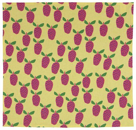 thee- en keukendoeken fruit - 2 stuks - 41540033 - HEMA