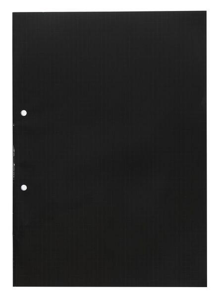 schrift A4 geruit 5 mm - 14122374 - HEMA