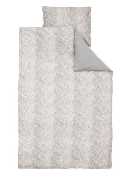 soft cotton dekbedovertrek 140 x 200 cm - 5750037 - HEMA