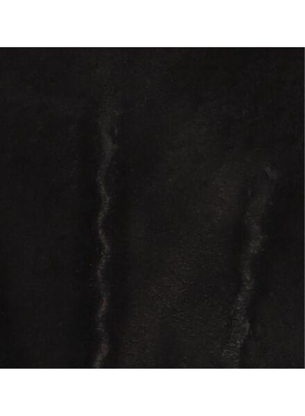 dameswanten suède zwart XL - 16460339 - HEMA