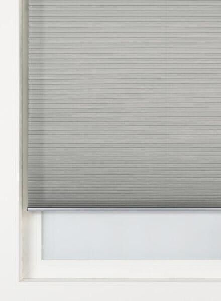 plissé dubbel lichtdoorlatend / witte achterzijde 32 mm - 7430057 - HEMA