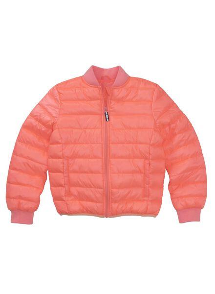 kinderjas fluor roze fluor roze - 1000006339 - HEMA