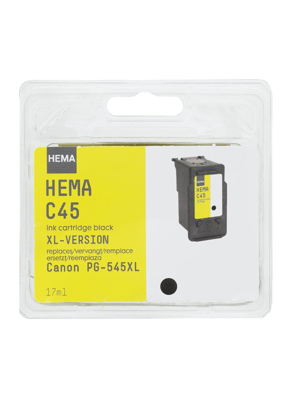 HEMA C45 Vervangt Canon PG 545XL