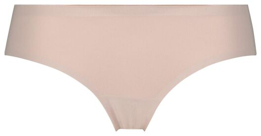 dameshipster second skin micro roze XS - 19676261 - HEMA