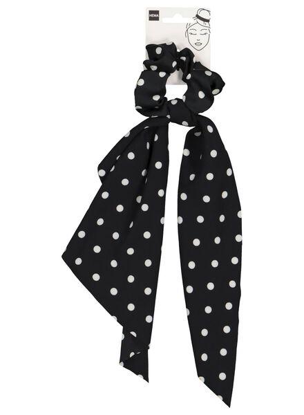 scrunchie met sjaal - 11870113 - HEMA